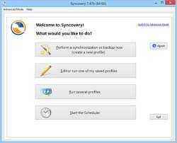 Syncovery 8.22 Crack Serial Key