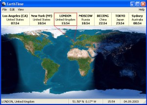 DeskSoft EarthTime 5.20.0 Crack