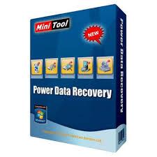 MiniTool Power Data Recovery 8.1 Crack