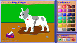Enchanted Crayon Virtual Colouring Book 1.4.3