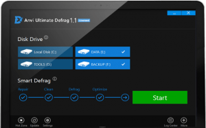 IObit Smart Defrag Pro 6.2.0.138 Crack with License Key