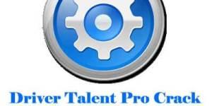 Driver Talent Pro 2022 Crack