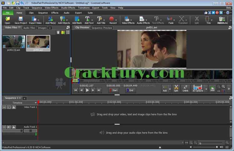 Videopad Video Editor 8 Registration Code