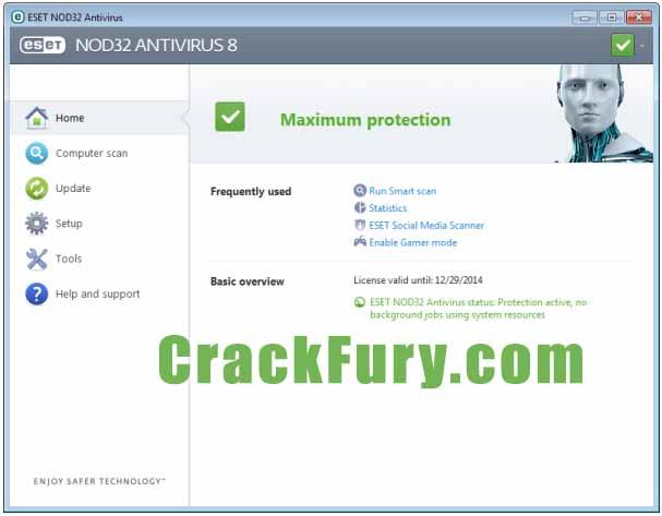 ESET NOD32 Antivirus Cracked