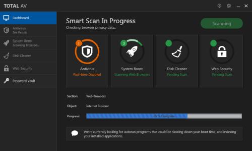 Total AV Antivirus Full Version key
