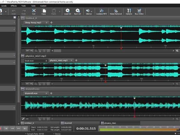 WavePad Sound Editor Key 2021