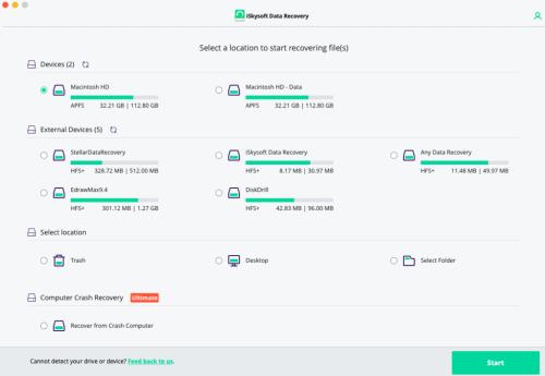 iSkySoft Data Recovery Key 2022