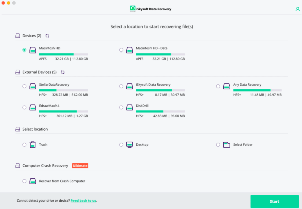 iSkySoft Data Recovery Key