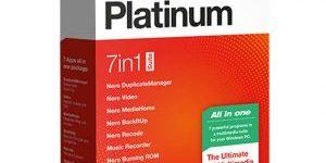 Nero Platinum 2022 Crack