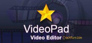 VideoPad Video Editor Crack 2022