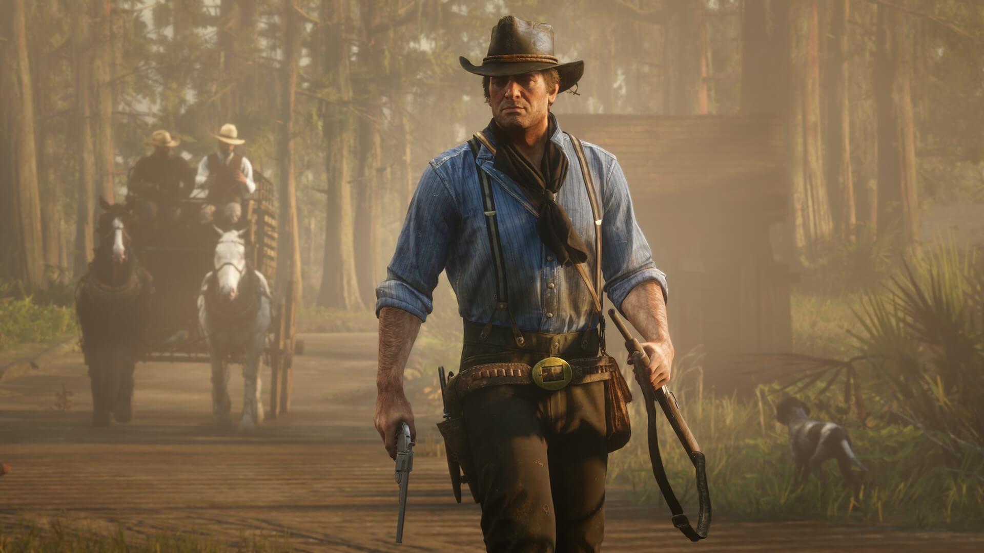 Red Dead Redemption 2 Download PC - Full Game Crack for Free - CrackGods