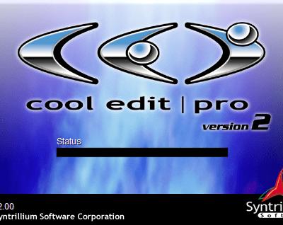 Cool Edit Pro 2.1 Crack