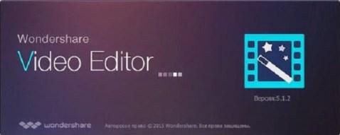 Wondershare Video Editor Crack