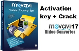Movavi Video Converter 17 Crack + Activation Key