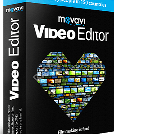 Movavi Video Editor Crack 12.4 key
