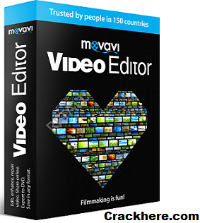 Movavi Video Editor Crack 12.4 key