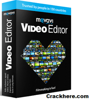 Movavi Video Editor Crack 14 key