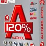 Alcohol 120% 2.0.3.10521 Crack Full Keygen Free 2018