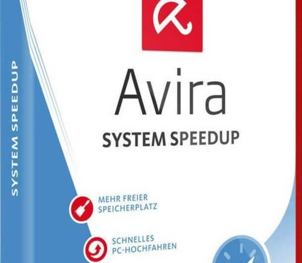 Avira System Speedup 4.14.1.7709 Key + Crack Free