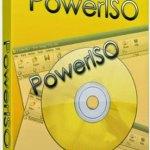 PowerISO 7.1 Crack Incl Registration Code