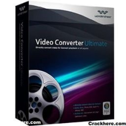 Wondershare Video Converter Ultimate Crack 10.1.4