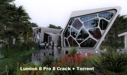 Lumion 8 Pro Crack + Torrent
