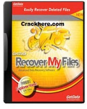 Recover My Files Crack Free