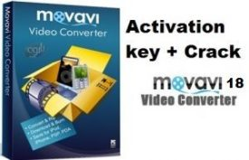 Movavi Video Converter 18 Activation Key Cracked