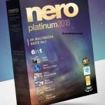 Nero Platinum 2018 Crack Seria key