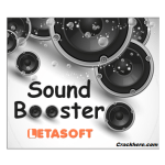 Sound Booster Crack 1.9