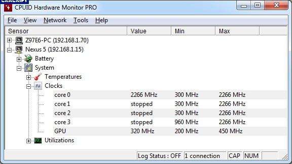 CPUID HWMonitor Pro 1.38 Crack Free Download