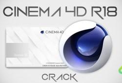 Cinema 4D R18 Crack