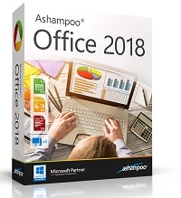 Ashampoo Office Professional 2018 Rev 944.1213 Crack Free Download