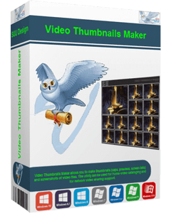 Video Thumbnails Maker Platinum 12.1.0.2 Crack With Portable
