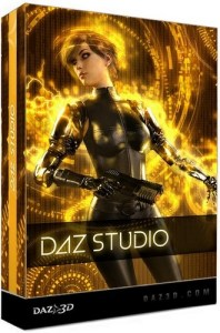 DAZ Studio 4 7 0 12 Pro Crack With Serial Key Free Download