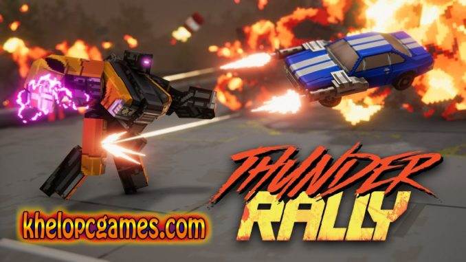 Thunder Rall CODEX 2020 Pc Game Full Version Free Download