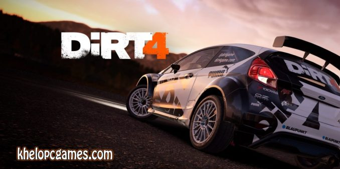DiRT 4 Free Download (the Clubs Update)(complete)