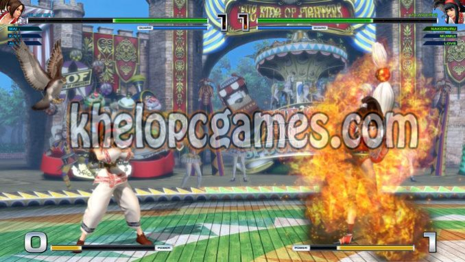 THE KING OF FIGHTERS XIV STEAM EDITION Free Download (v1.23 & ALL DLC) (Complete)