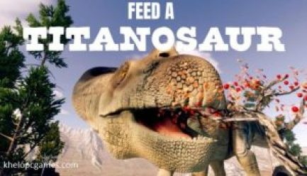 Feed A Titanosaur PC Game + Torrent Free Download