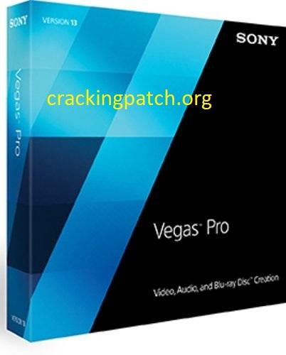 Sony Vegas Pro Crack 18 + Keygen Free Download 2021