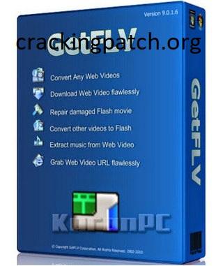 GetFLV Crack 30.2107.6868 + License Key Free Download 2021