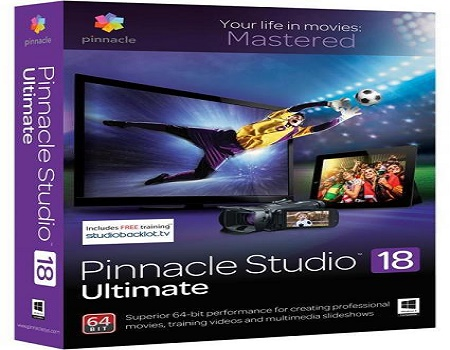 pinnacle studio 18 free download full