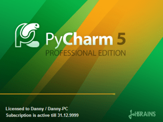 JetBrains PyCharm Professional v5.0.1 build 143.595