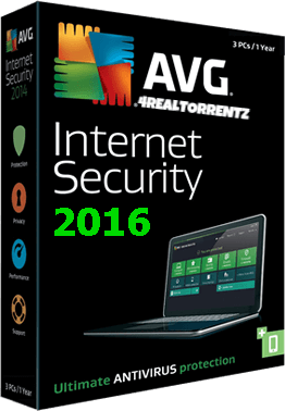 AVG Internet Security 2016 16.51.7497