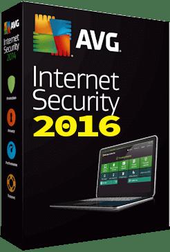AVG Internet Security 2016 v16.51