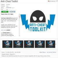 Unity Asset - Anti Cheat Toolkit v1.5.2.1