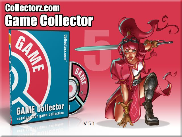 Collectorz.com Game Collector Pro 21.0.3 incl patch [CrackingPatching]