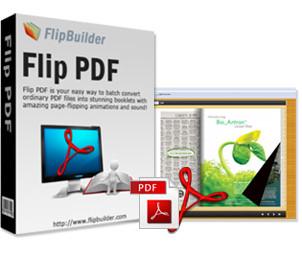 FlipBuilder Flip PDF Pro 2.4.1