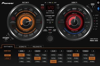 pioneer rmx 1000 plugin download