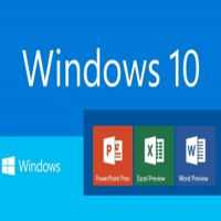 Windows 10 Pro X64 14393.222 + Office16 pt-BR Oct 2016